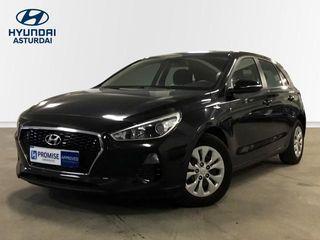 Hyundai i30 1.6 CRDI Klass 70 kW (95 CV)