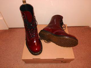 Genuine Dr Martens boots