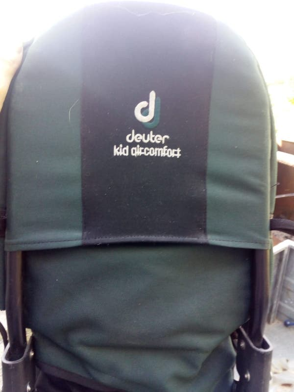 mochila senderisno para bebes