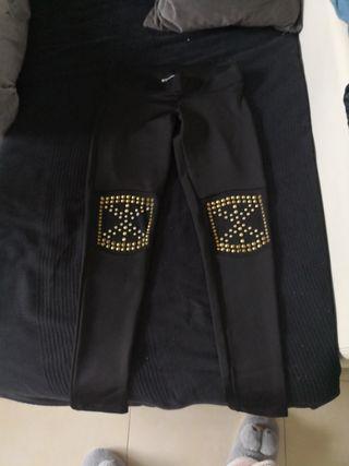 leggings negros mexton