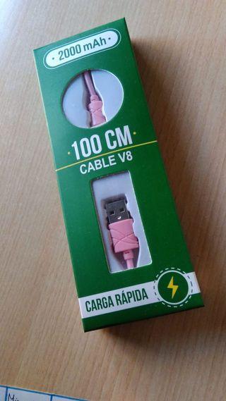 CABLE DE CARGADOR