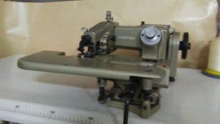 maquina de coser de puntada invisible
