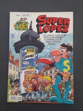 Super Lopez N° 20