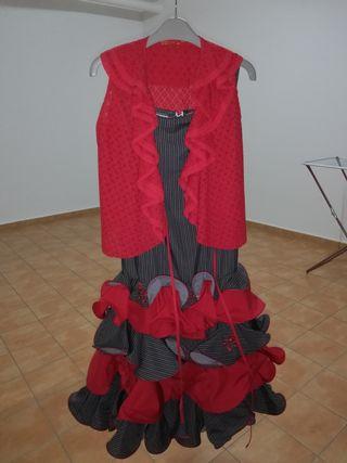traje de gitana