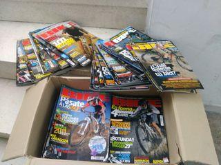 colección de revista BIKE