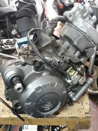 Motor Yamaha TZR 125 2 RN