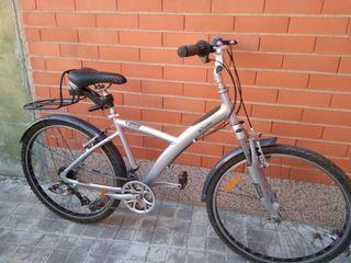 Bicicleta Paseo Polivalente