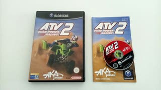 ATV Quad Power Racing 2 GameCube