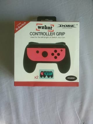 PACK 2 GRIPS Nintendo Switch