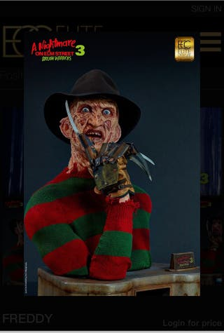 FREDDY 1/1 Elite Creature
