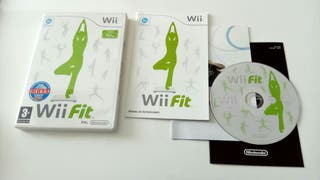 WiiFit Wii Juego