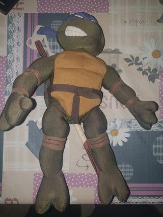Peluche de tortuga ninja