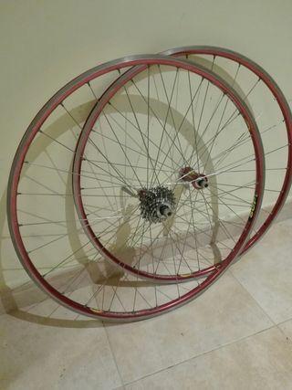 mavic helium bicicleta carretera