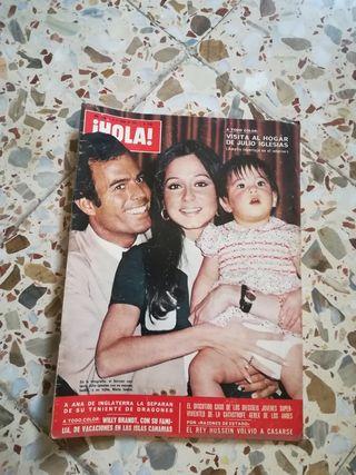 Revista Hola 1973