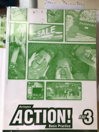 Libro inglés ACTION 3 Bassic