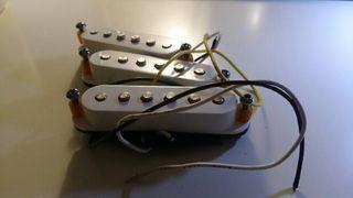 Pastillas guitarra