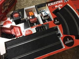 Scalextric RALLY Y F1