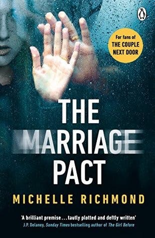 """Book """" The Marriage pact"""""""