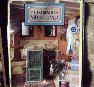 Silla casa de muñecas