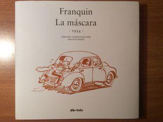 Franquin, Spirou, La máscara