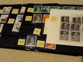 Lote de sellos nuevos