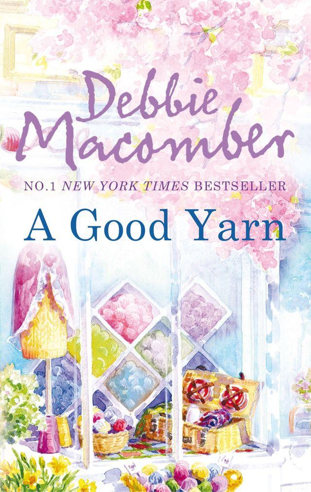 """Book """"A good Yarn"""""""