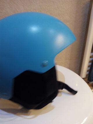 casco esqui junior