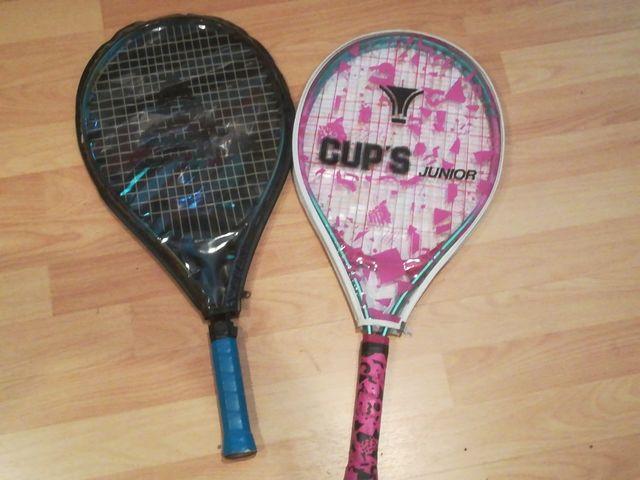 Raqueta tenis para niño/a