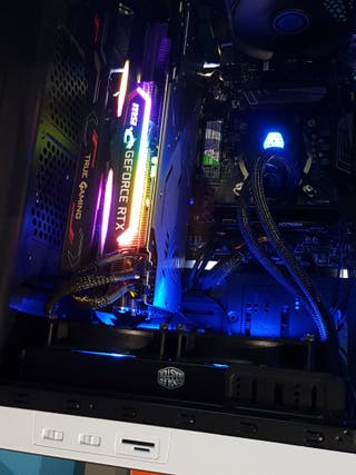 PC GAMING / RTX 2080 / i5 8600k