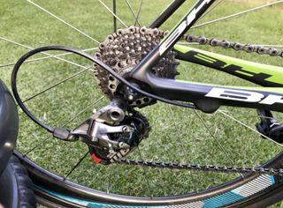 Bicicleta bh g5 de carbono