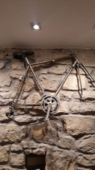 cuadro bici antiguo