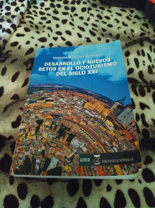 Libro UNED Sociologia del Turismo y ocio