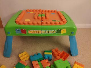 Molto blocks