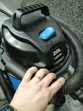 aspirador de agua