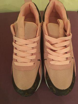 Zapatillas mujer LV