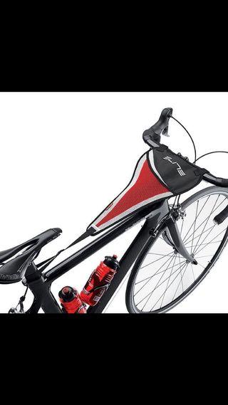 Protector cuadro bici rodillo elite