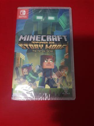 Minecraft story mode season 2 Nintendo switch