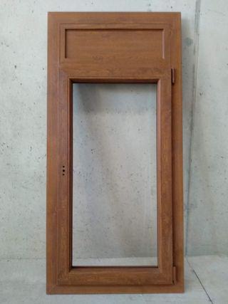 Puerta balconera nueva de PVC (9)