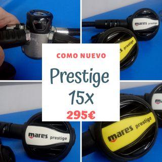 Regulador mares prestige 15x
