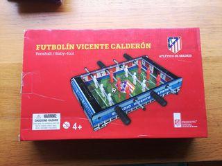 Futbolín Atlético de Madrid