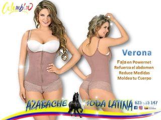 Faja Colombiana Verina Cachetera