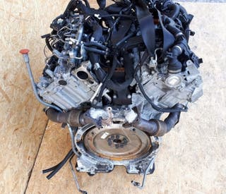 despiece motor mercedes 642 euro6