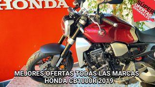 2019 MOTOS NUEVAS HONDA CB1000R MEJORES OFERTAS