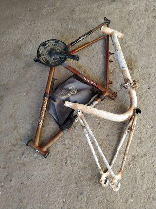 cuadros de bicis clásicas