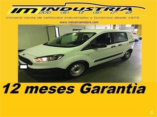 FORD TRANSIT COURIER Kombi 1.5 TDCi 56kW Ambiente, 75cv, 4p