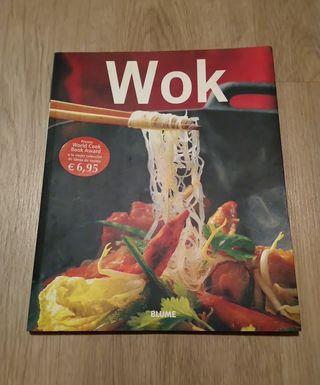 Libro de cocina / Wok