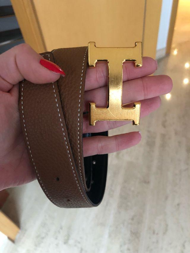 4b3d7967fa6 Cinturon hermes original 80 cm de segunda mano por 400 € en Madrid ...