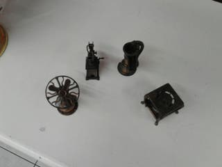 Sacapuntas figuras metalicos