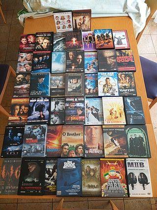 44Dvd. Sólo lote completo. Regalo 8 DVD de Friends