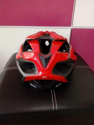 casco spiuk tamera rojo m
